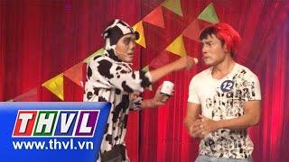 THVL | Cười xuyên Việt - Vòng chung kết 2: Người chó...chó người -Nguyễn Huỳnh Nhu, Lê Dương Bảo Lâm