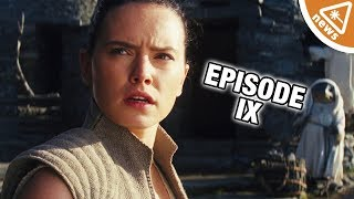 Why Star Wars Episode 9 Title Rumors Have Fans in a Frenzy (Nerdist News w/ Jessica Chobot)