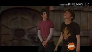 Drake and Josh get stuck in the Death Star trash compactor.