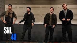 Police Line Up - SNL
