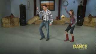 Line Dance Video - Boot Scootin' Boogie Line Dance Steps