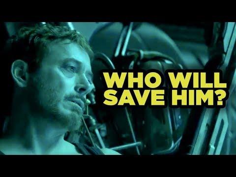 AVENGERS ENDGAME - Who Will Rescue Stark?