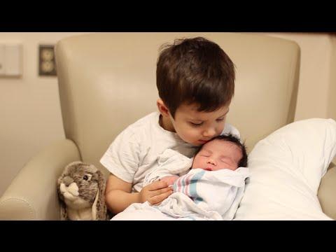 Arianna's 1st Video