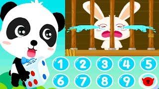 Little Panda's Math Adventure - Baby Learn Colors & Basic Math Numbers - Kids Fun Educational Games