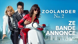 Zoolander 2 :  bande-annonce VF
