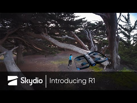 Skydio - Self-flying camera