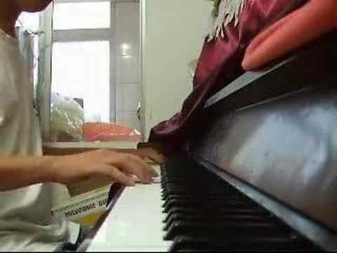 雨櫻花-鋼琴版
