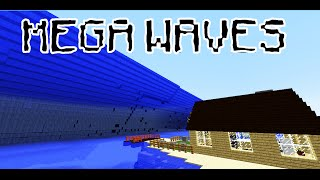 HowTo summon MEGA WAVES ( only 2 commands )