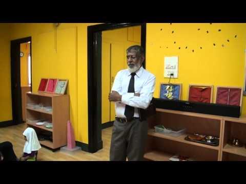 Editor Daily Salar, Mr. Iftekar Ahmed Shariff visit to Brainy Stars