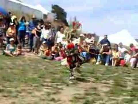 danza de  apaches  en colorado