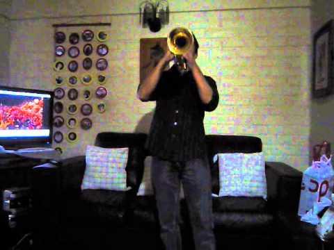 La Rebelión, solo de trompeta
