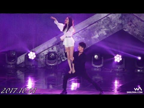 SUNMİ & CHA HYUNSEUNG (Backup Dancer) - Hyunseung's cute mistake & Sunmi and Hyunseung's 24 hours