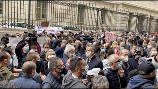 Marseille confinée : Les restaurateurs en colère ! Reportage