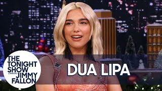 Dua Lipa Became a Redman, Method Man and 50 Cent Stan at Age 13