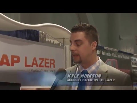 AP Lazer on Performance TV at SEMA 2015