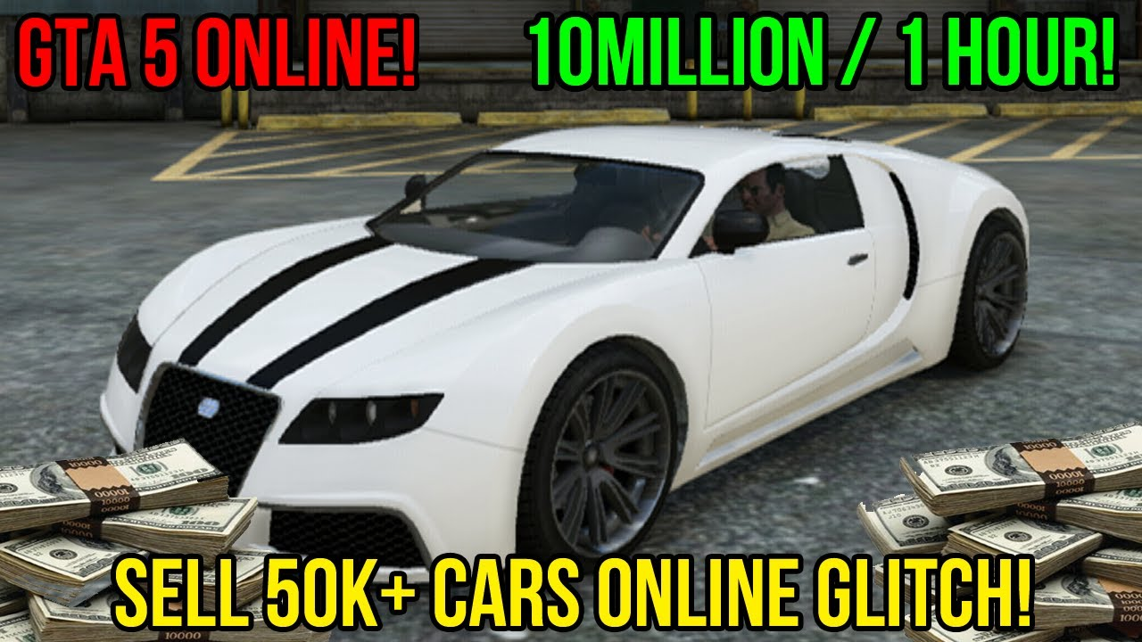 gta 5 online how to sell 50k cars online youtube. Black Bedroom Furniture Sets. Home Design Ideas