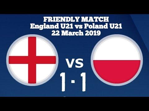 Αγγλία U21 - Πολωνία U21