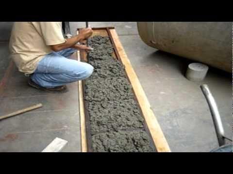 Losetas compactando concreto 280 musica movil - Como hacer un piso de hormigon ...