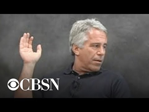 Jeffrey Epstein arrested on sex trafficking charges