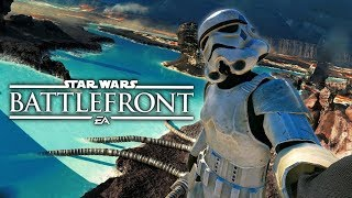 Star Wars Battlefront -  Funniest Moments of 2016
