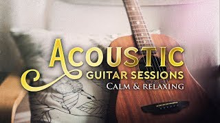 Acoustic Guitar Instrumental Music to Concentrate & Relax