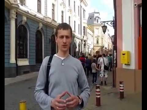 Петро Олексюк - Чернівці туристичне місто!
