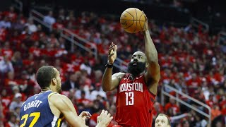 NBA PLAYOFFS Round 1: Houston Rockets vs. Utah Jazz!