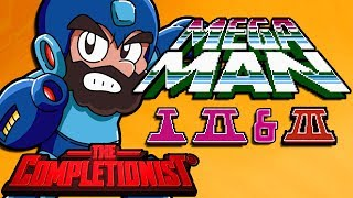 Mega Man 1, 2, & 3 | The Completionist | New Game Plus