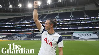 Gareth Bale: Spurs re-sign winger on loan from Real Madrid