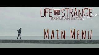BTS - Life Is Strange AU [Main Menu]