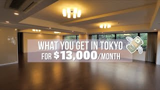 Inside a $13,000/month Japanese Apartment 💸 Tokyo Apartment Tour
