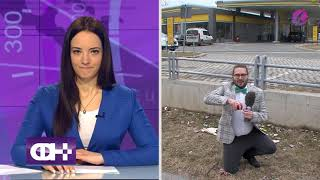 20 INAPPROPRIATE MOMENTS SHOWN ON LIVE TV