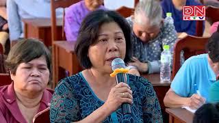 Bí thư Tỉnh ủy tiếp xúc cử tri phường Bửu Hòa