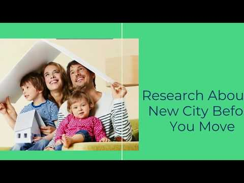 Some Ways to Research About A New City Before You Move