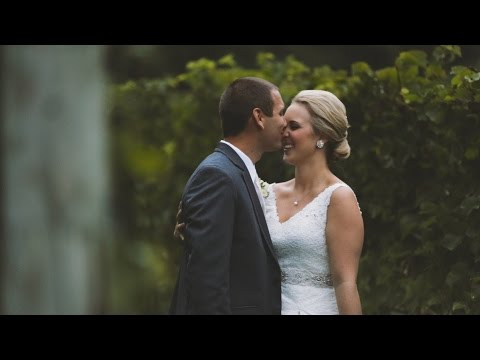 Charlotttesville Wedding Cinematographer | Chelsea and Tyler's Veritas Wedding Highlight