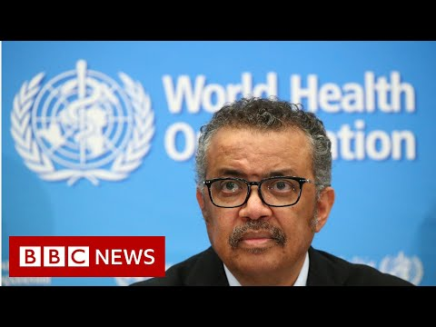 Coronavirus: Nations heading in wrong direction with Covid-19, says WHO - BBC News