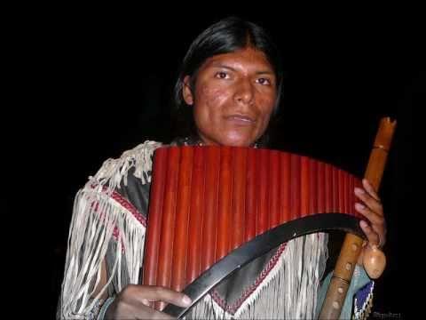 flauta de Pan-Los sonidos del silencio-.wmv