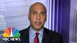Full Booker Interview: What Trump Did Was 'Extreme,' Merits Senate Trial   Meet The Press   NBC News