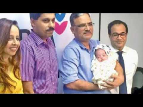 MIRACLE!!! India's Youngest Premature Baby at Surya Hospitals Survives After Four Months of Care
