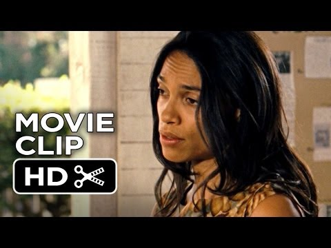 Cesar Chavez Movie CLIP - We Have To Take The Next Step (2014) - Rosario Dawson Movie HD