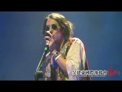 VanNess Wu 吳建豪: Billie Jean Diggity remix  (2017.02.28 - legacy )  5-4