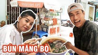 Thích Là Ăn #3 | Quán bún măng bò mà Kiều Minh Tuấn, Cát Phượng mê mệt nằm ở đâu?