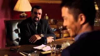 ABSOLUTION Official Trailer (2015) - Steven Seagal, Vinnie Jones, Byron Mann