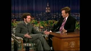 Conan O'Brien to Danny Masterson, 2004: