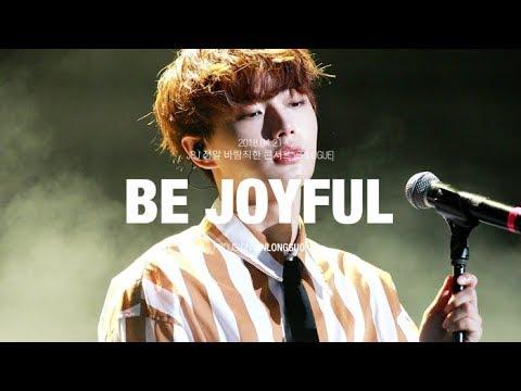 [4K] 180421 ☆☆(Be joyful) - JBJ 용국 김용국 jinlongguo