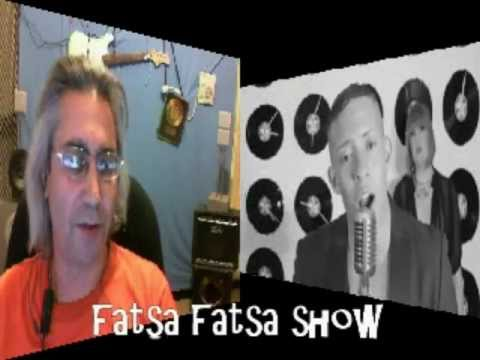 LA Davis on Fatsa Fatsa Show hosted By Kim Nicolaou - Timewaster'