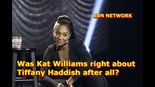 Was Kat Williams right about Tiffany Haddish after all?