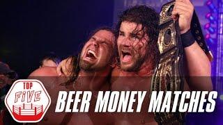 Video: TNA Top 5 Beer Money's Matches - Wrestling Inc