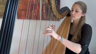 La La Land - Mia & Sebastian's Theme (Harp Cover)