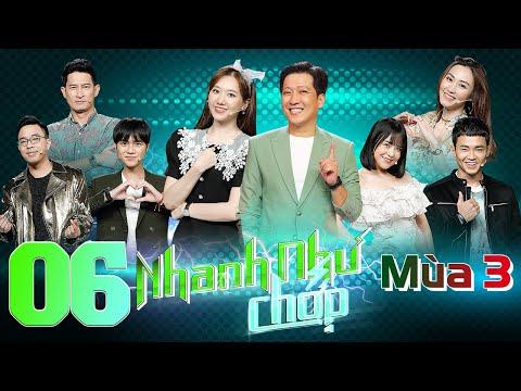 Nhanh Như Chớp Mùa 3 | Tập 6: Nguyễn Hồng Thuận mê người đẹp Ngân Khánh,